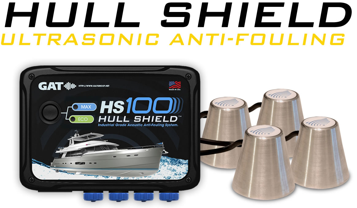 HS50 Hull Shield Ultrasonic Anti-Fouling